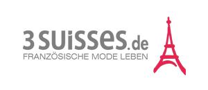 3Suisses Logo