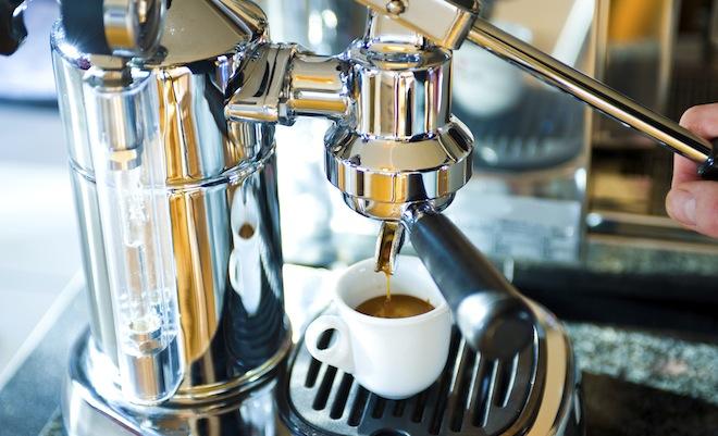 Espressomaschinen bei Allvendo