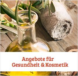 Gesundheit & Kosmetik Gutscheine