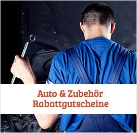 Auto & Zubehör Gutscheine