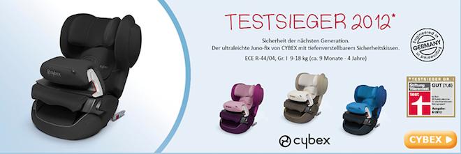 Autositze bei Baby markt