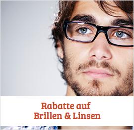 Brillen & Kontaktlinsen Gutscheine
