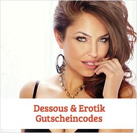 Dessous & Erotikartikel Gutscheine