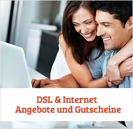 DSL &amp; Internet Gutscheine