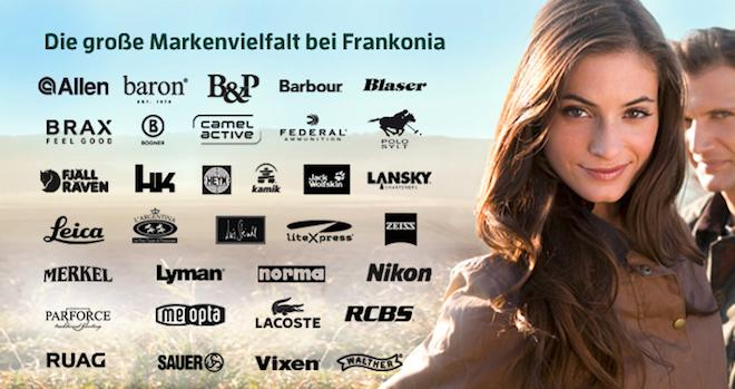 Marken bei Frankonia