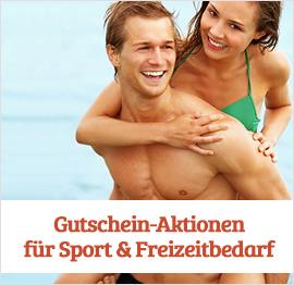 Sport & Freizeit Gutscheine