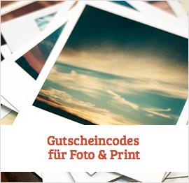 Foto & Print Gutscheine