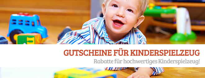 Gutscheine fr Kinderspielzeug