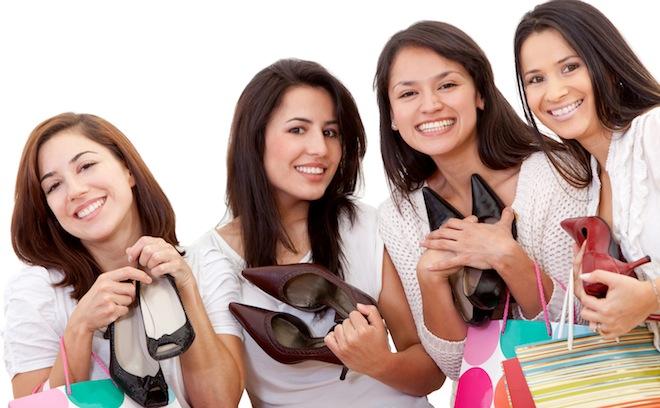 Damenschuhe bestellen und sparen