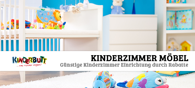 Kinderbutt Kinderzimmer Möbel
