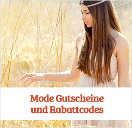 Mode &amp; Bekleidung Gutscheine