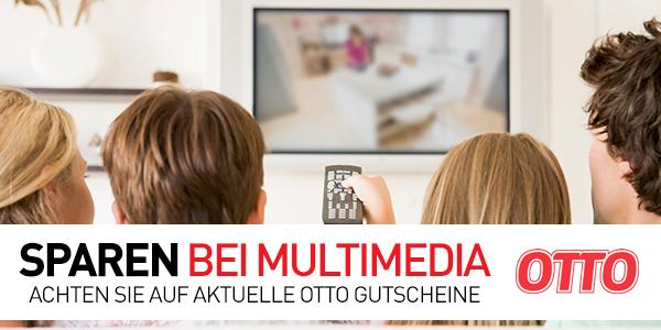 Gutscheine für Multimedia