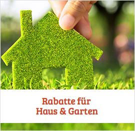 Haus & Garten Rabatte