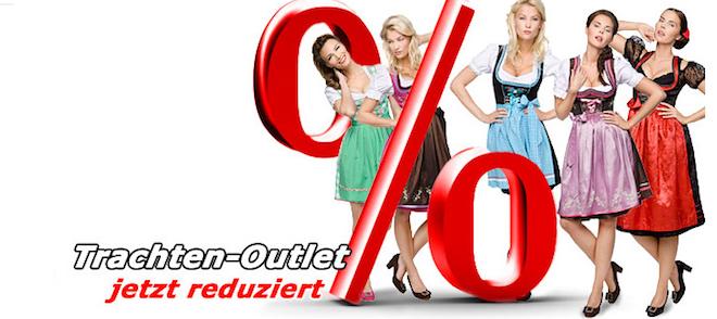 Reduzierte Trachtenmode bei trachten-dirndl-shop.de