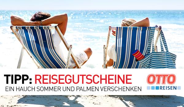 Otto Reisen - Reisegutscheine