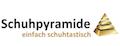 Schuhpyramide Gutschein