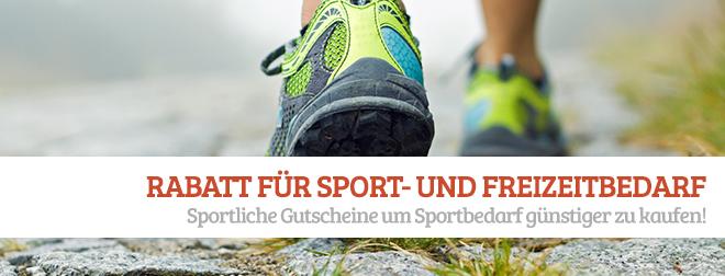 Sport Gutscheine