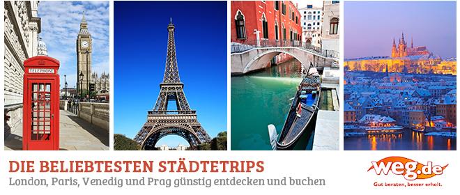 Städtetrips - Europa