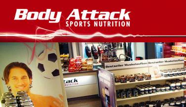 Shop Body Attack