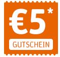 5€ Newsletter-Gutschein von Gravis