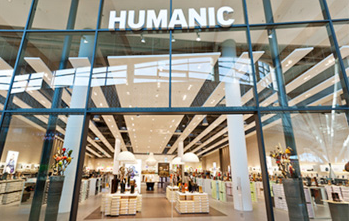 Humanic Filiale