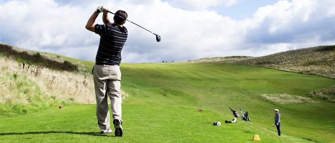 Berge & Meer: Golf spielen und erholen