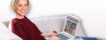 Schwab Online-Shopping