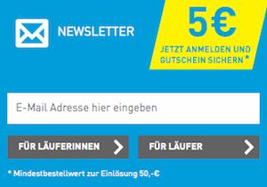 Newsletter Lauf-bar.de